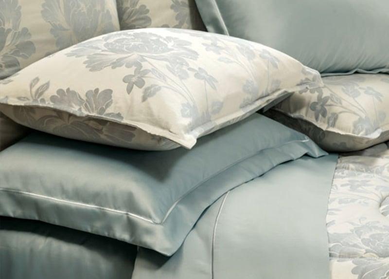 magnolia pillows and sheet